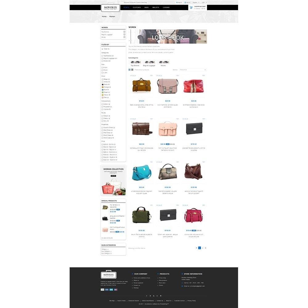 theme - Moda & Calzature - Novolex Handbag Store - 3