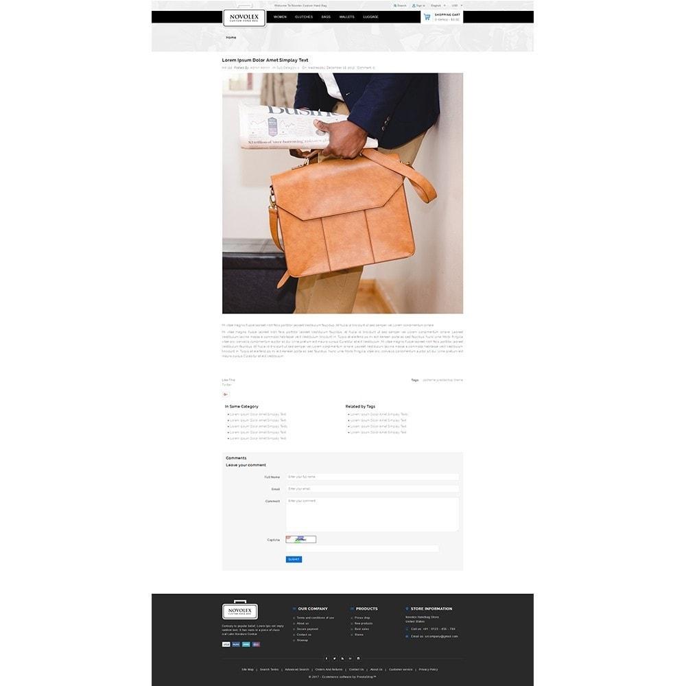 theme - Moda & Calzature - Novolex Handbag Store - 8
