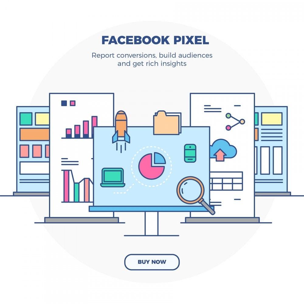 module - Analyses & Statistiques - Pixel Conversion Pro - Suivre tous les événements - 2
