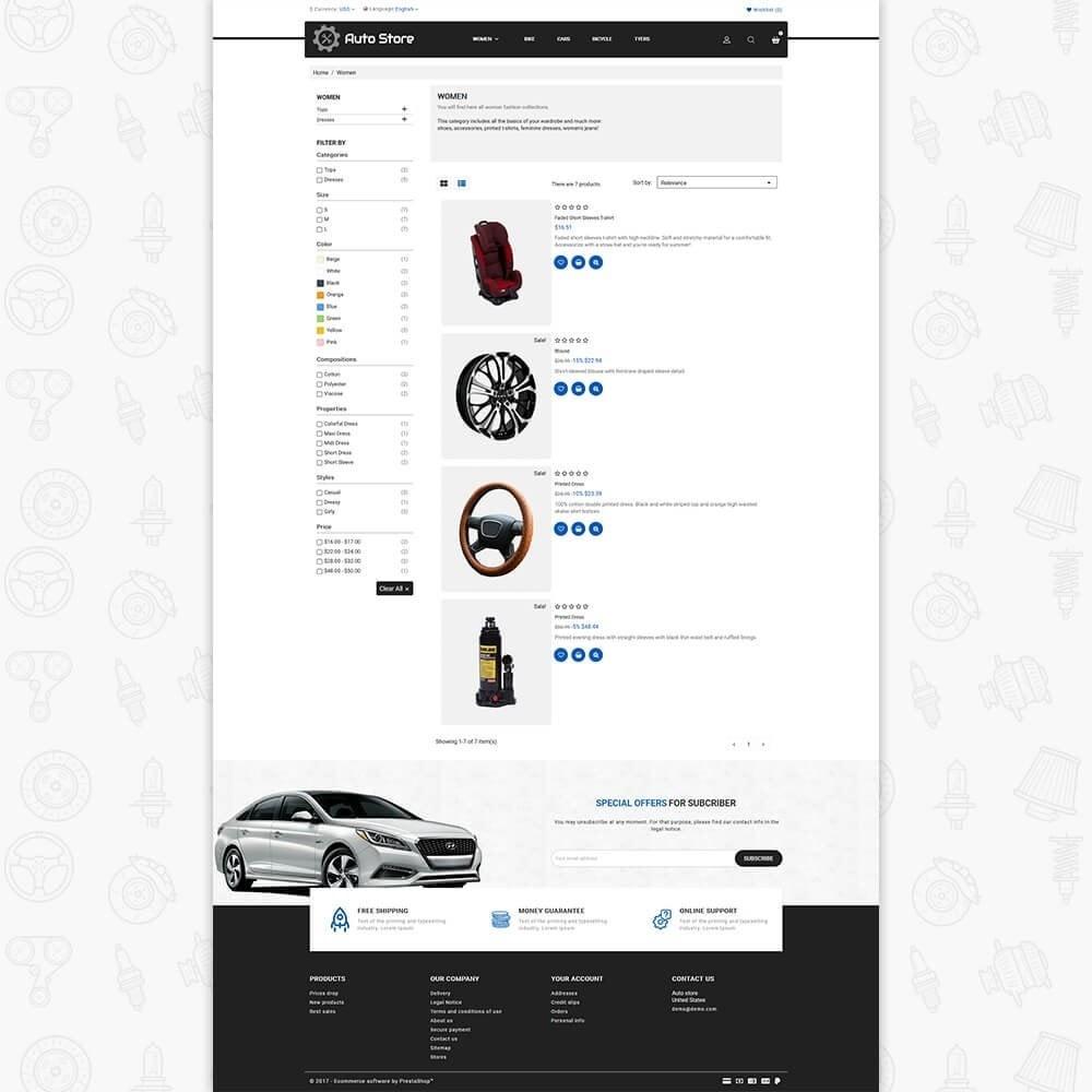 theme - Авто и Мото - Auto Store Store - 4