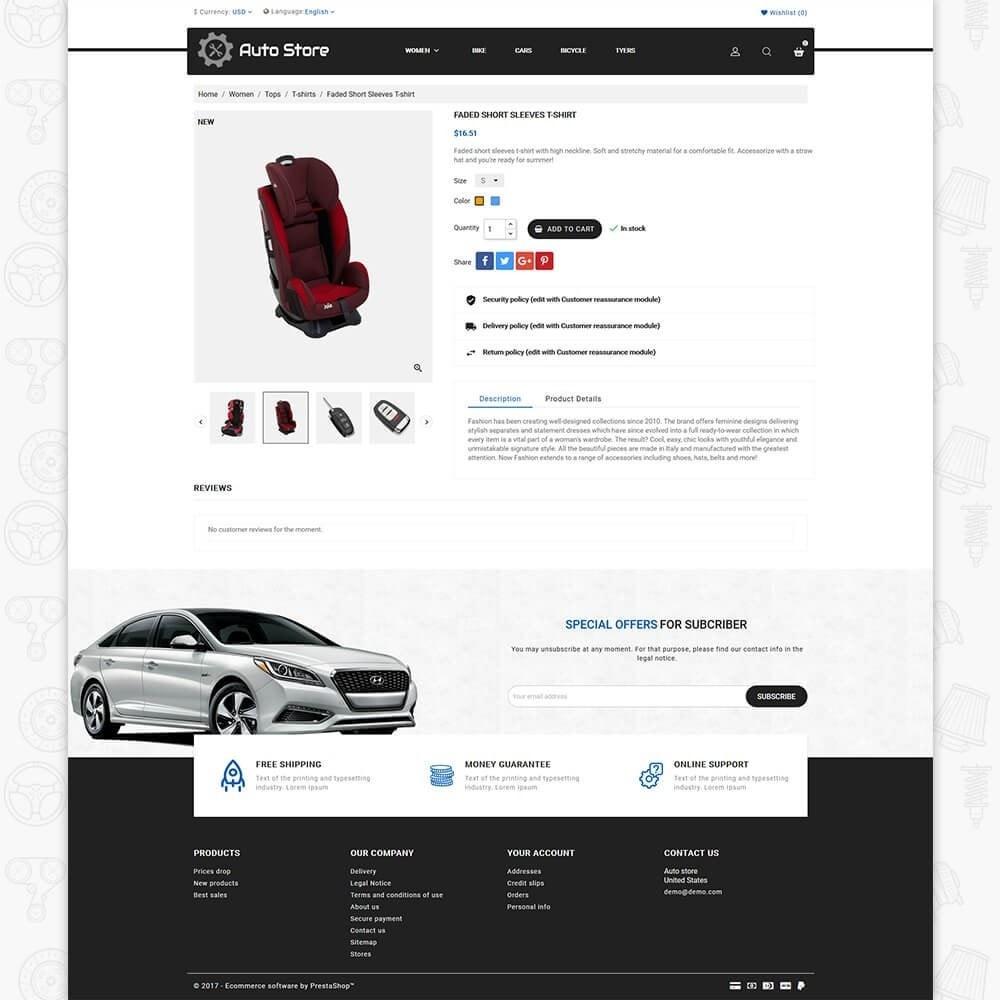 theme - Авто и Мото - Auto Store Store - 5