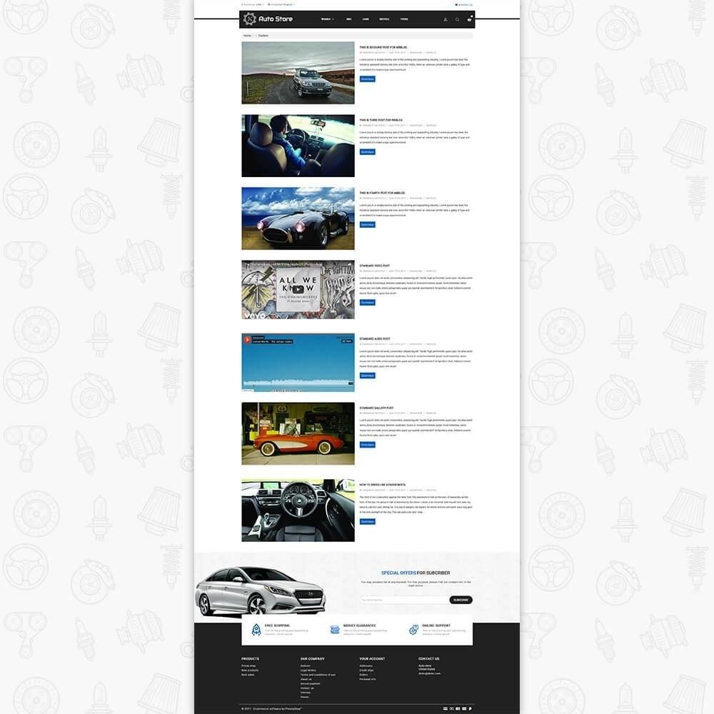 theme - Авто и Мото - Auto Store Store - 6