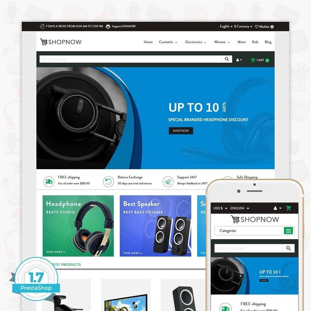 theme - Elektronica & High Tech - Shopnow Electronics Store - 1