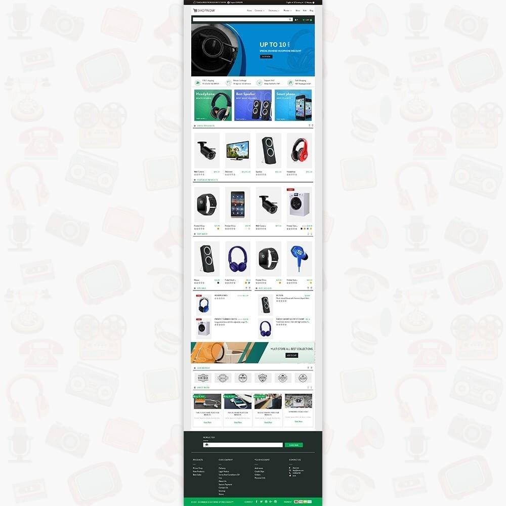 theme - Elettronica & High Tech - Shopnow Electronics Store - 2