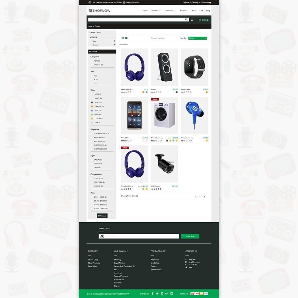 theme - Elektronica & High Tech - Shopnow Electronics Store - 3