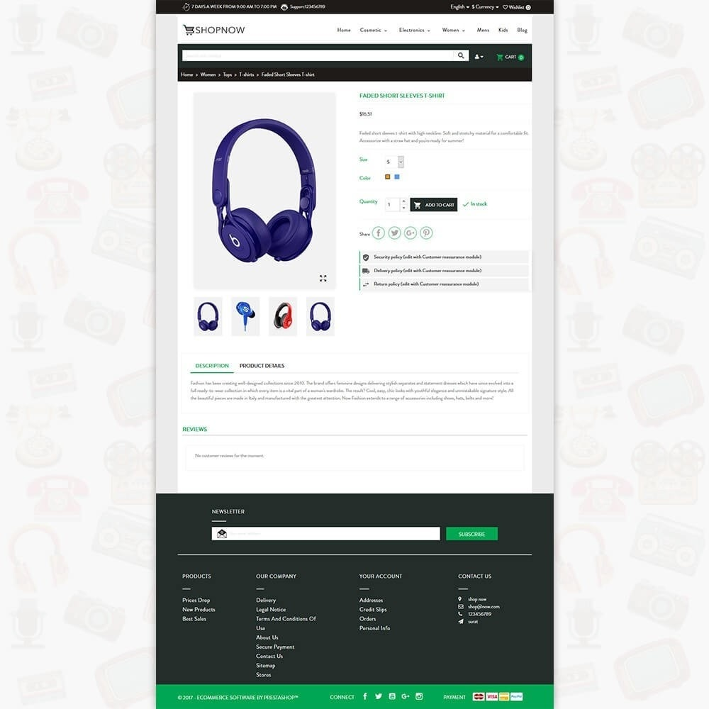 theme - Elettronica & High Tech - Shopnow Electronics Store - 5