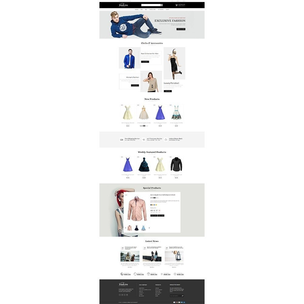 theme - Mode & Chaussures - Fashion Store - 2