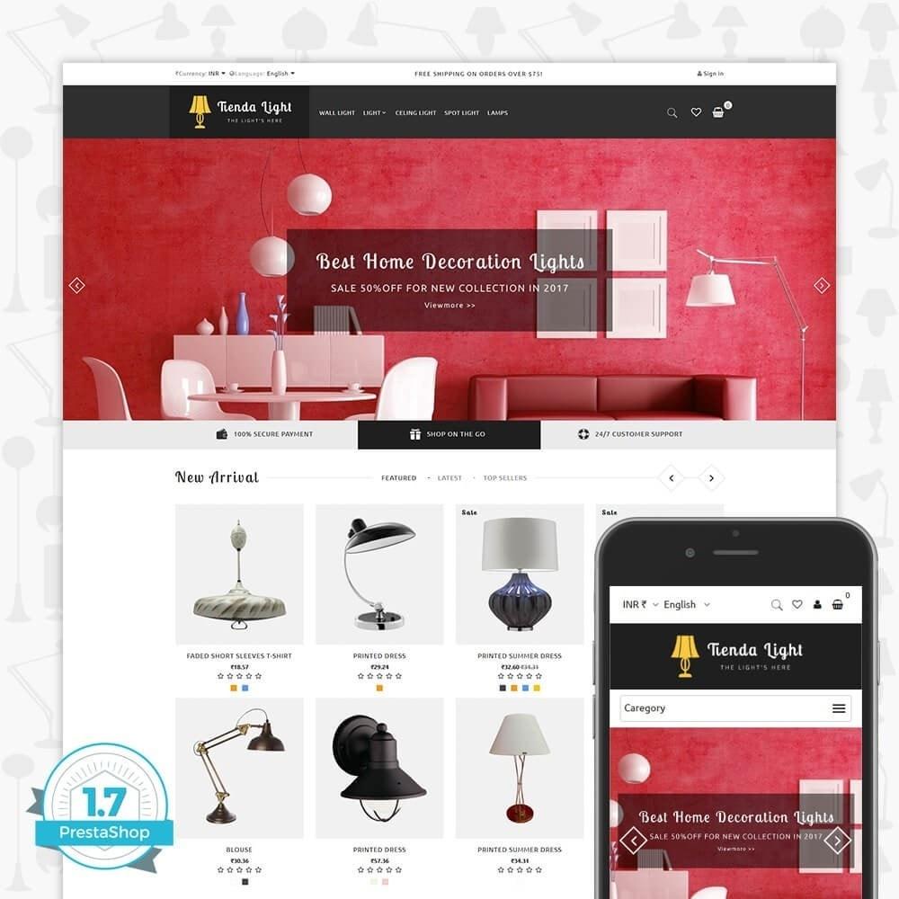 theme - Dom & Ogród - Tienda Light Store - 1