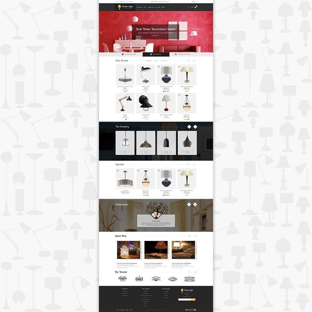 theme - Dom & Ogród - Tienda Light Store - 2