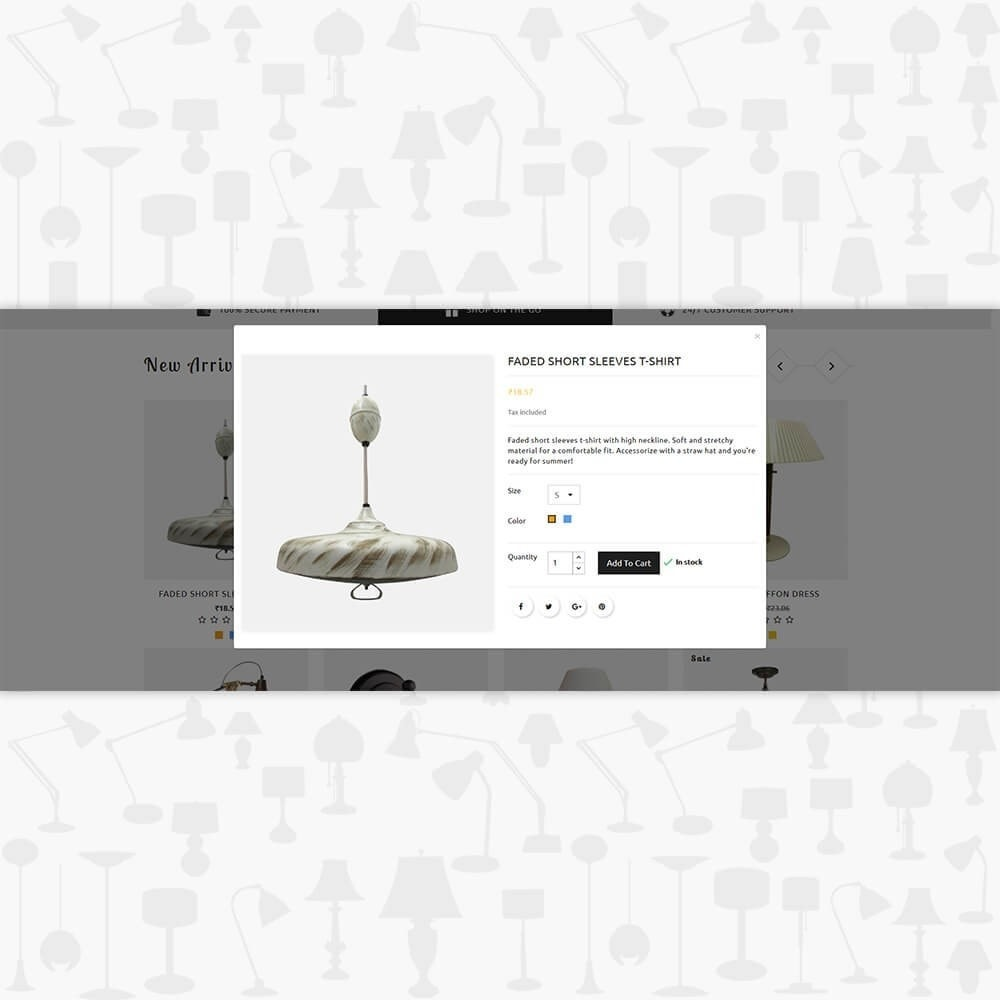 theme - Dom & Ogród - Tienda Light Store - 7