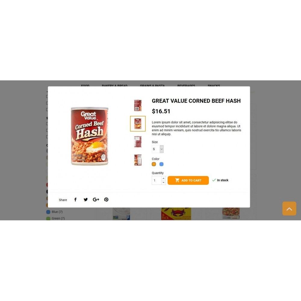 theme - Eten & Restaurant - Foodfox - 10