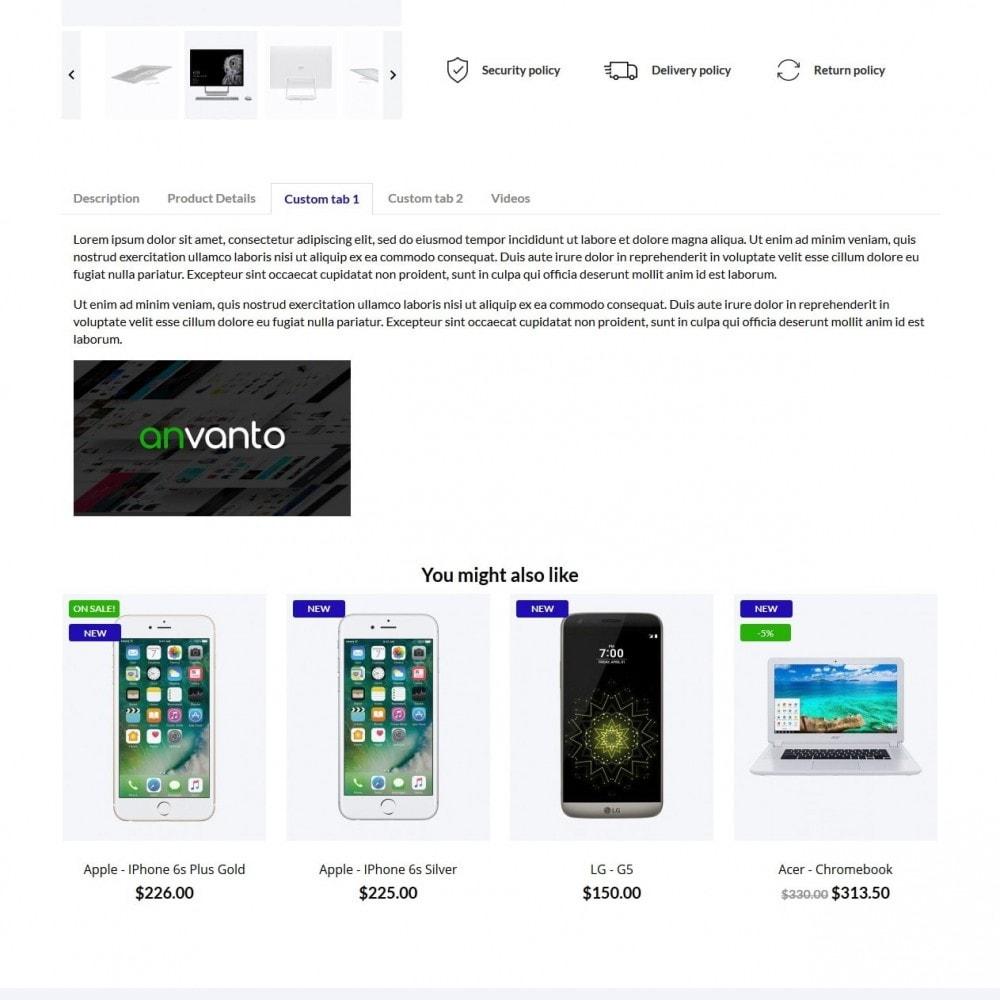theme - Electronique & High Tech - Iceberg.tech - High-tech Shop - 8