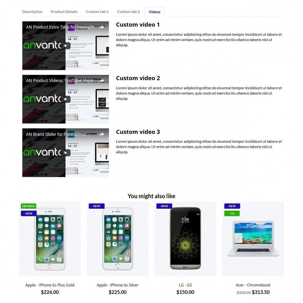 theme - Electronique & High Tech - Iceberg.tech - High-tech Shop - 9