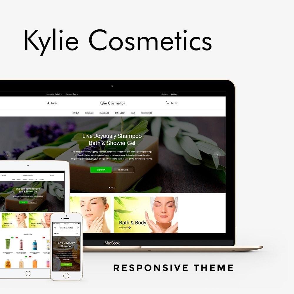 theme - Santé & Beauté - Kylie Cosmetics - 1