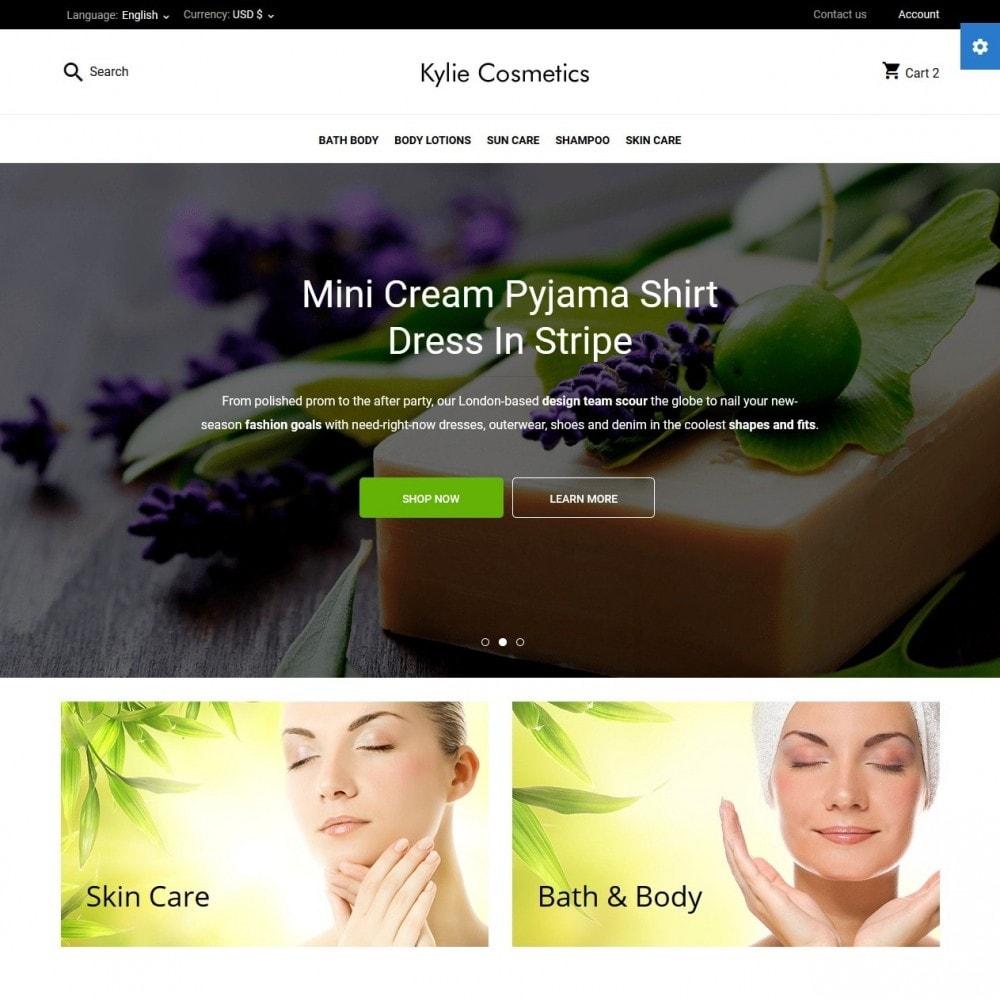 theme - Santé & Beauté - Kylie Cosmetics - 2