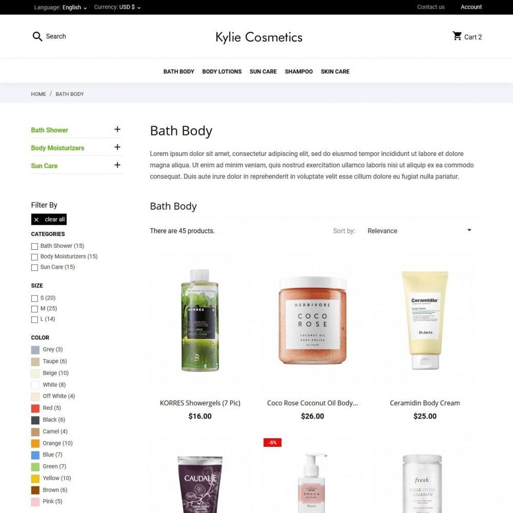 theme - Santé & Beauté - Kylie Cosmetics - 5