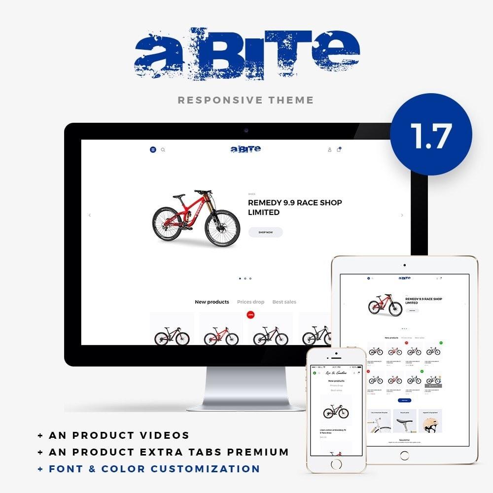 theme - Sport, Activiteiten & Reizen - A bite - 1