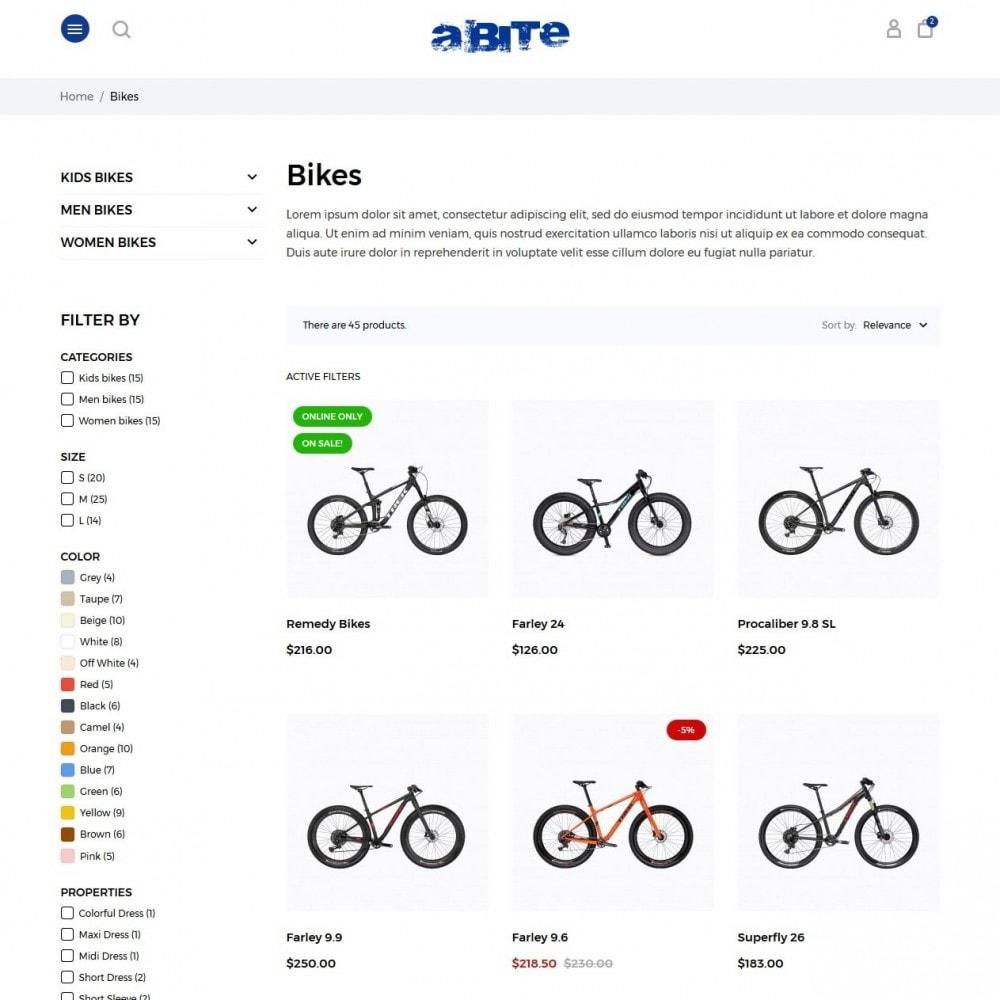 theme - Sport, Activiteiten & Reizen - A bite - 5