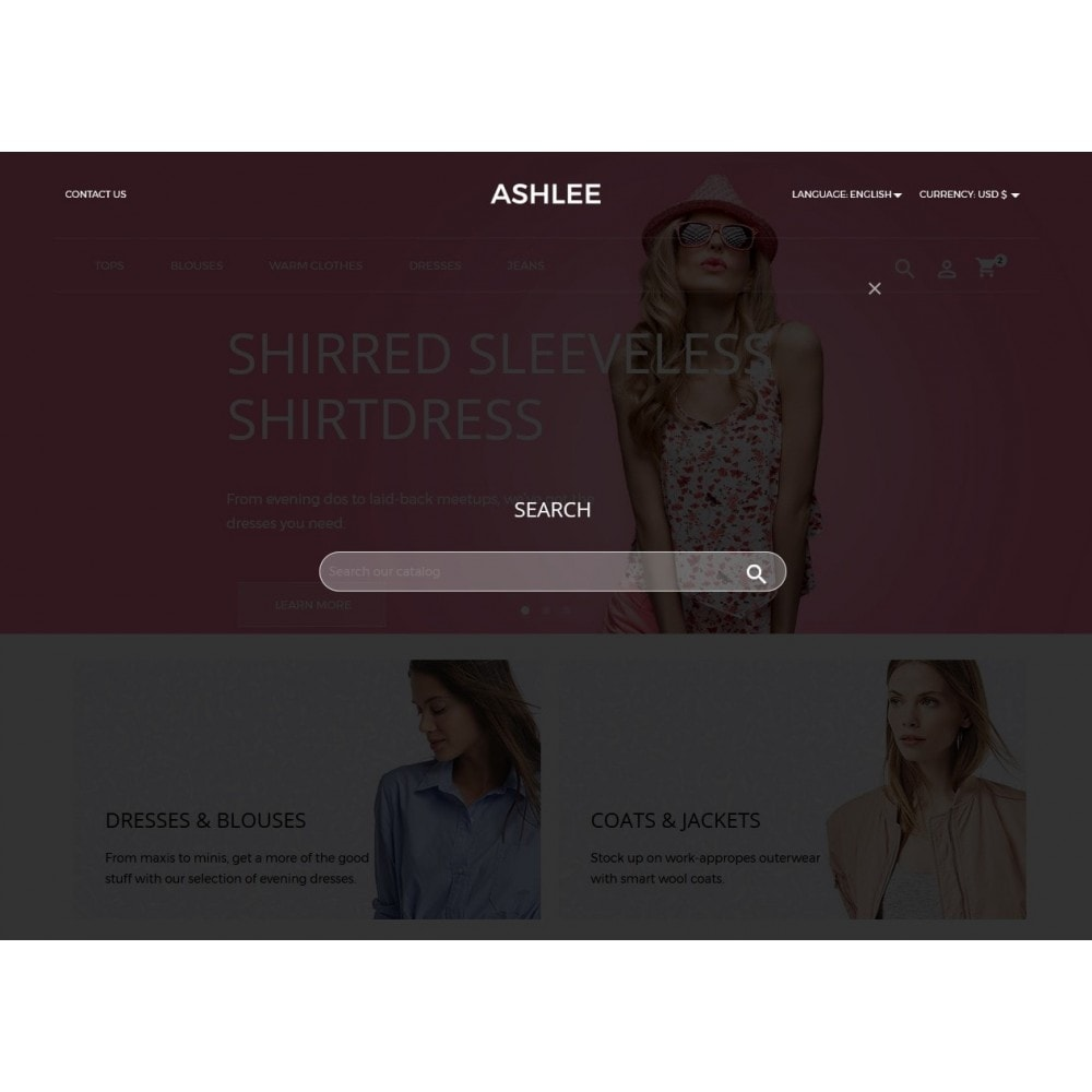theme - Moda & Obuwie - Ashlee Fashion Store - 10