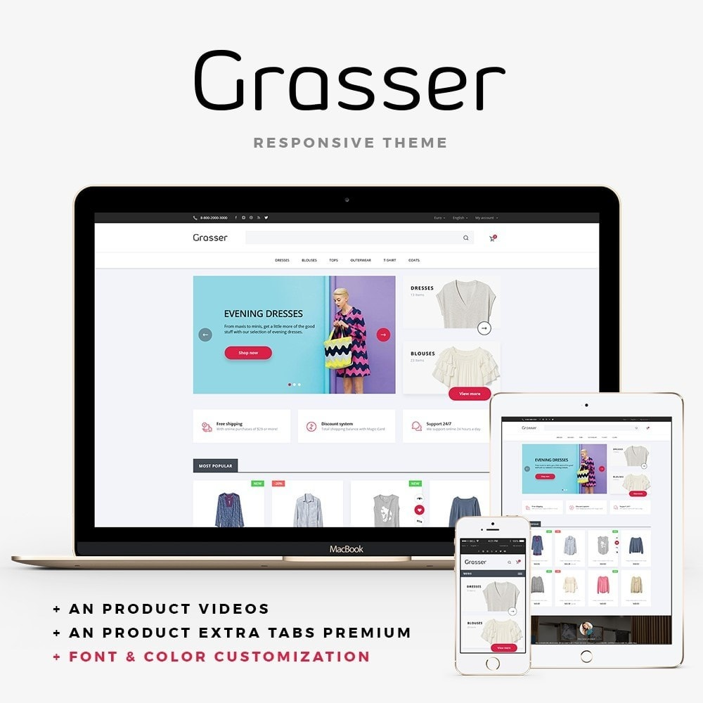 theme - Mode & Schuhe - Grasser Fashion Store - 1
