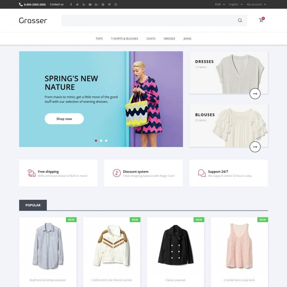 theme - Mode & Schuhe - Grasser Fashion Store - 2