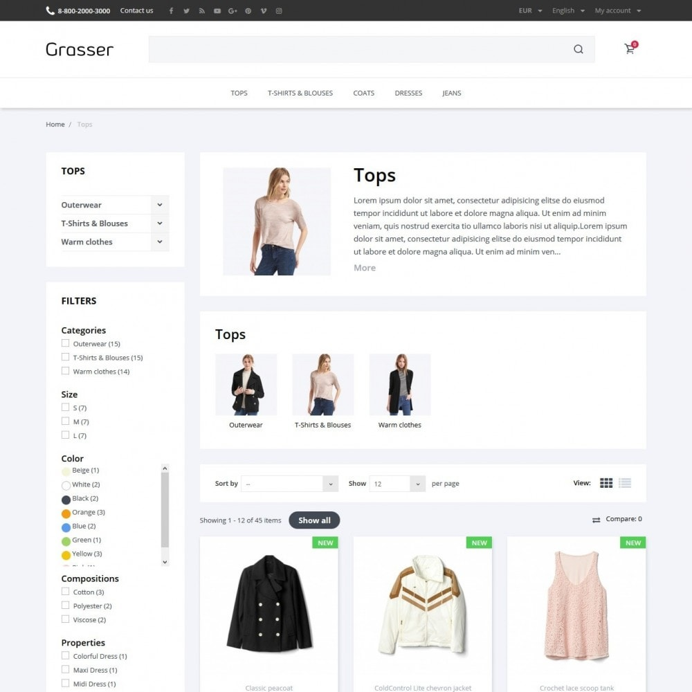theme - Mode & Schuhe - Grasser Fashion Store - 5