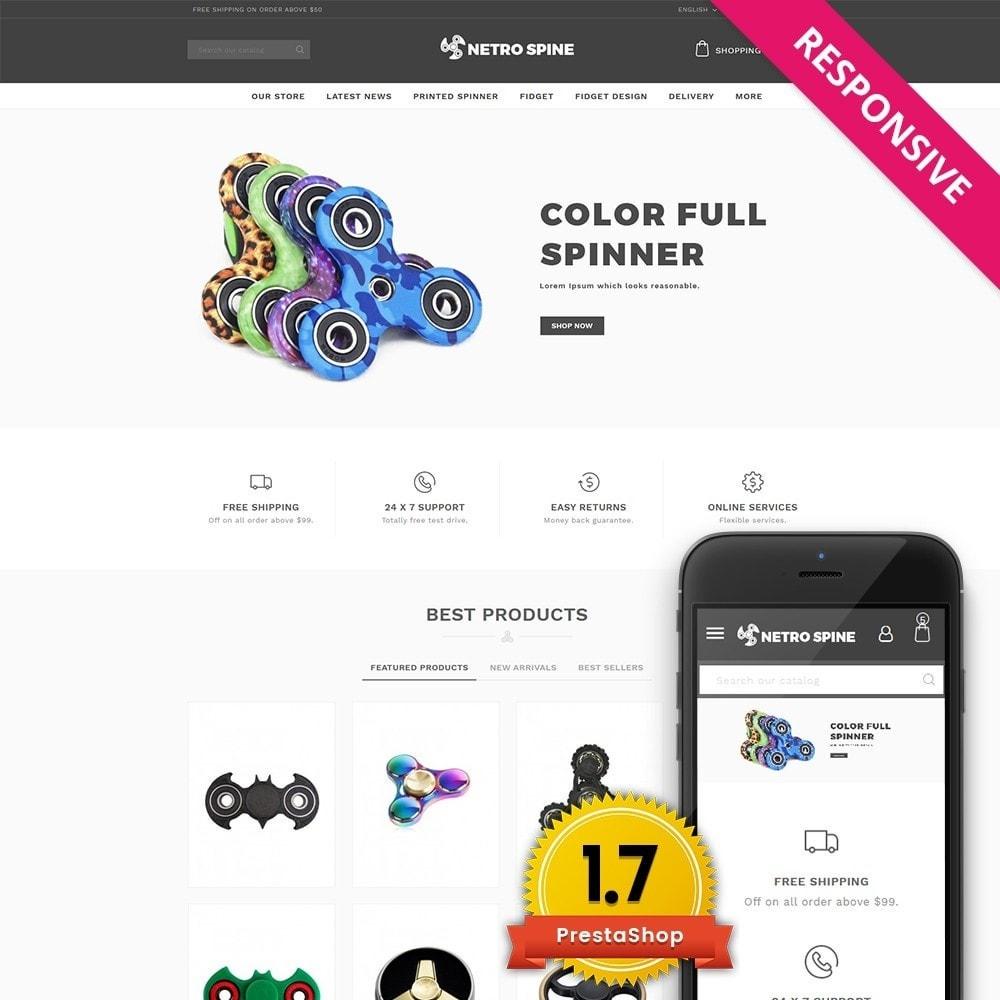 theme - Autos & Motorräder - Netrospine Automation store - 1