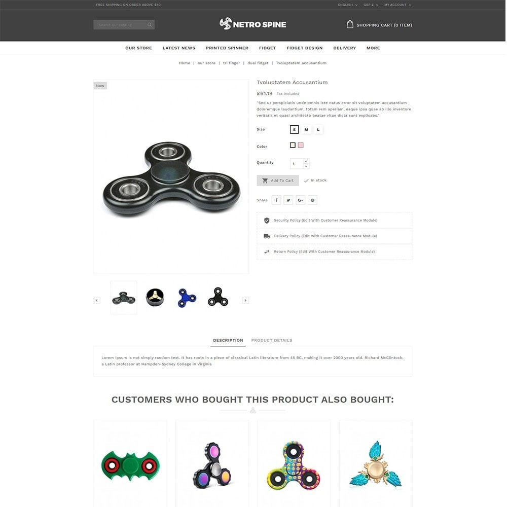 theme - Automotive & Cars - Netrospine Automation store - 5
