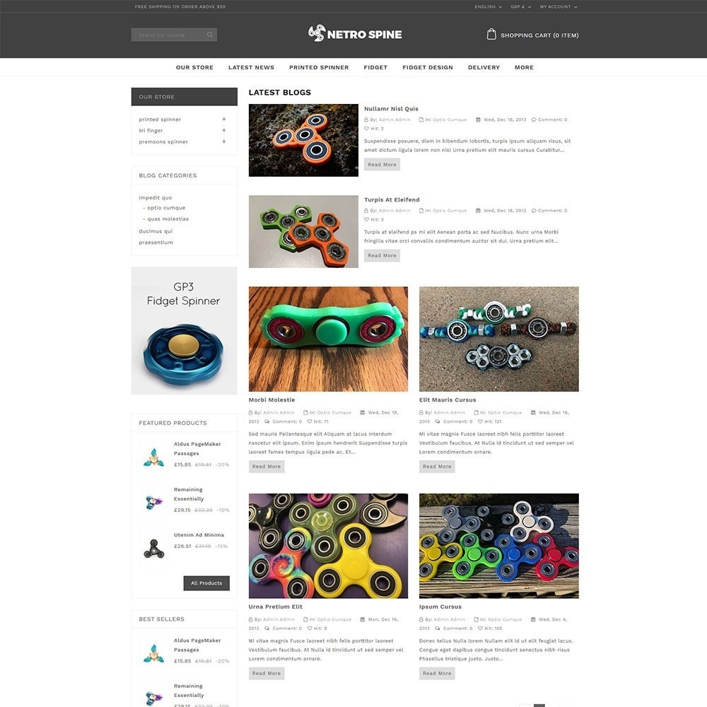 theme - Coches y Motos - Netrospine Automation store - 6