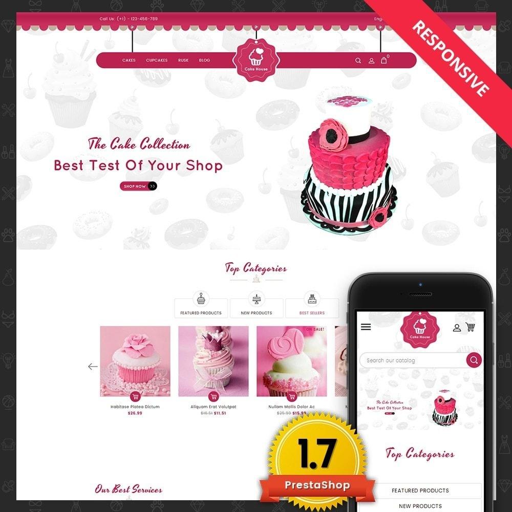 theme - Cadeaus, Bloemen & Gelegenheden - Cake House - 1