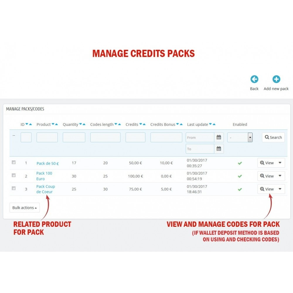 module - Предварительная оплата - WK Prepaid Cards - 5