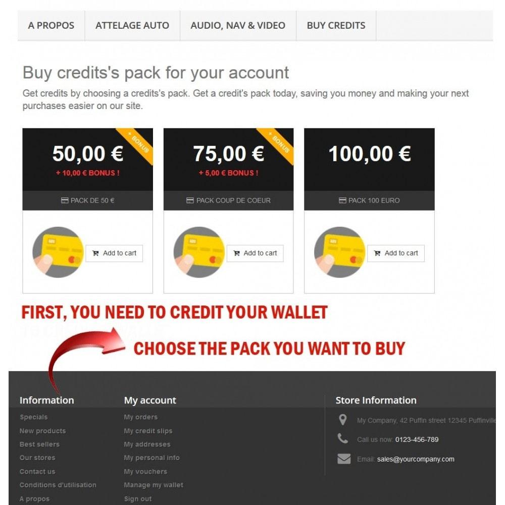module - Предварительная оплата - WK Prepaid Cards - 12