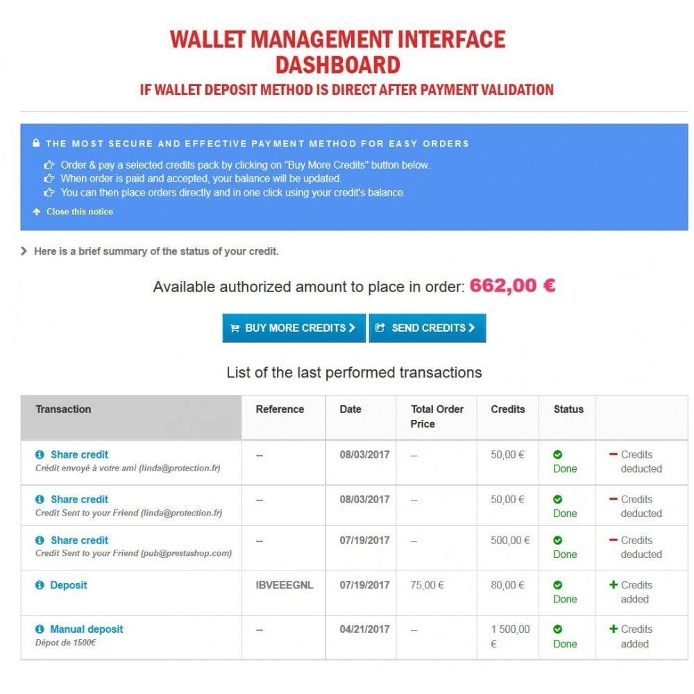 module - Предварительная оплата - WK Prepaid Cards - 14
