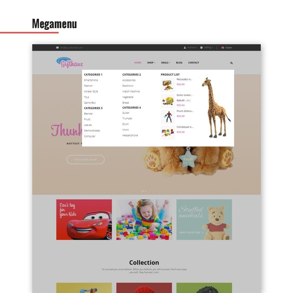 theme - Kinderen & Speelgoed - Ap Gifthaus - 2