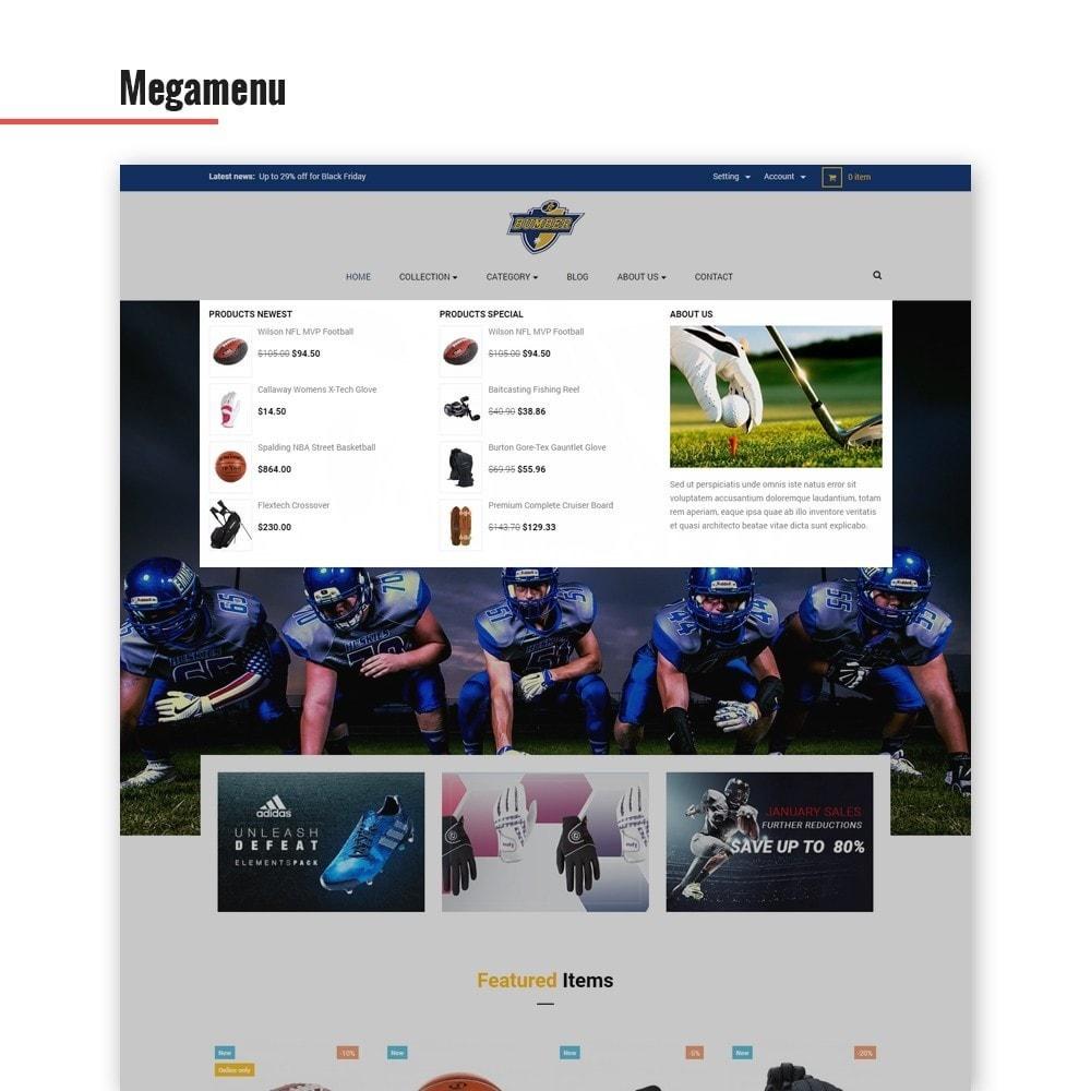 theme - Desporto, Actividades & Viagens - Leo Bumber - 3