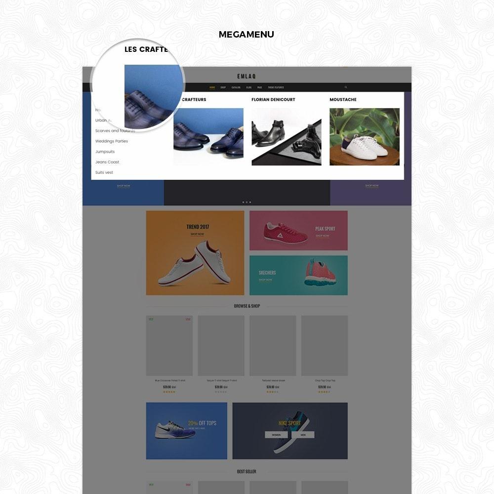 theme - Спорт и Путешествия - Elaq Fashion Sport Shoes Funiture Theme 1.7 - 3