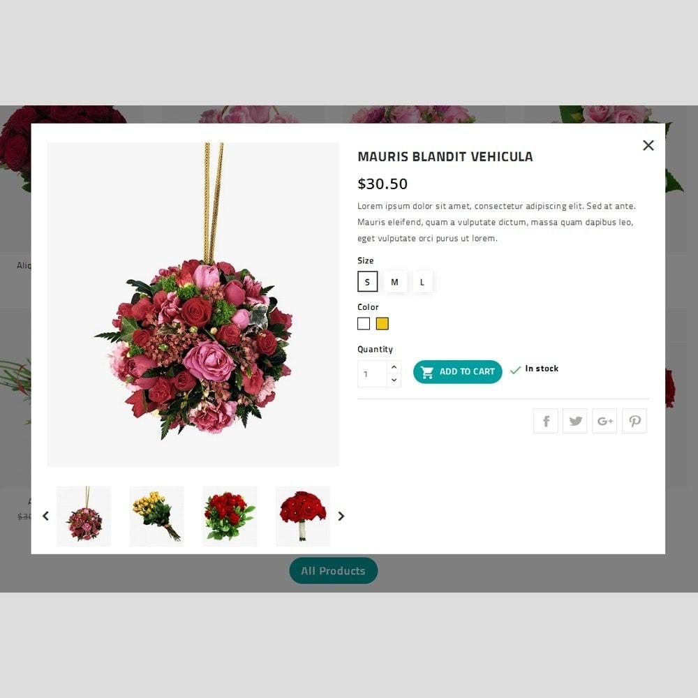 theme - Подарки, Цветы и праздничные товары - Blossom Flower - 7