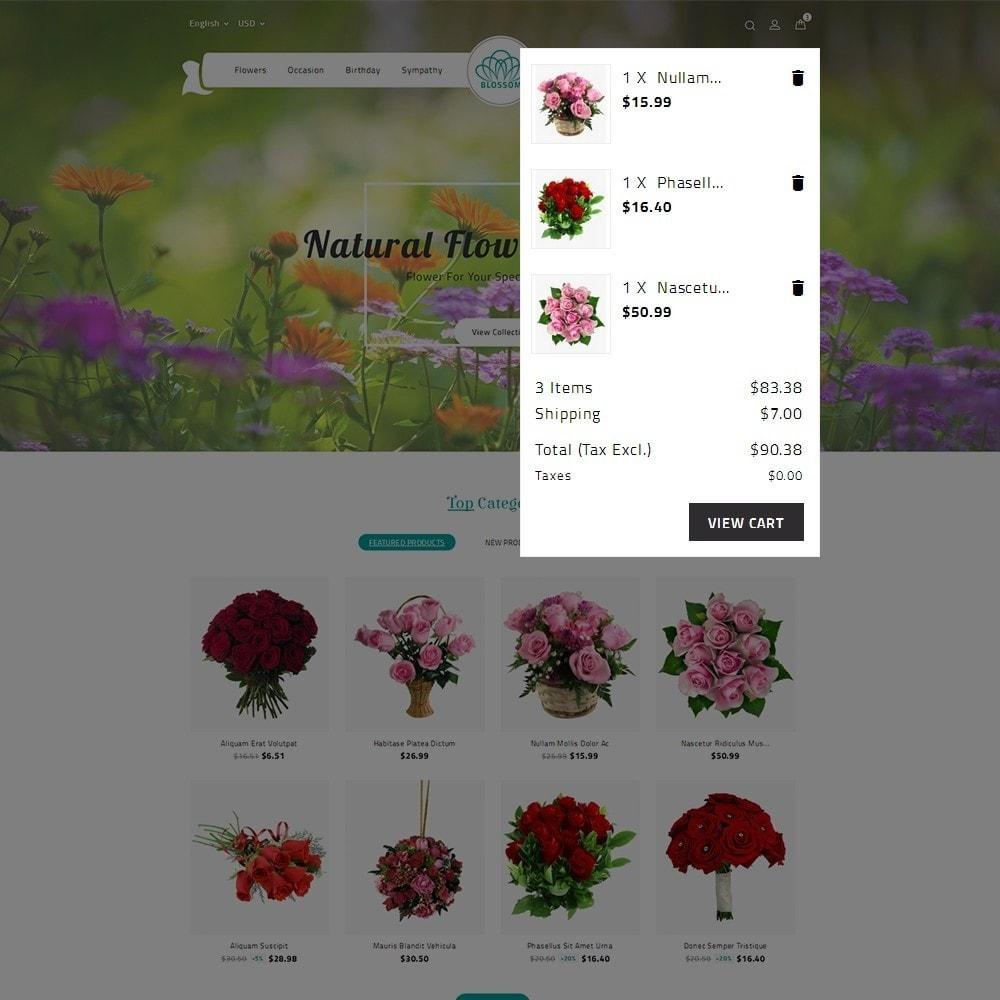 theme - Regali, Fiori & Feste - Blossom Flower - 9