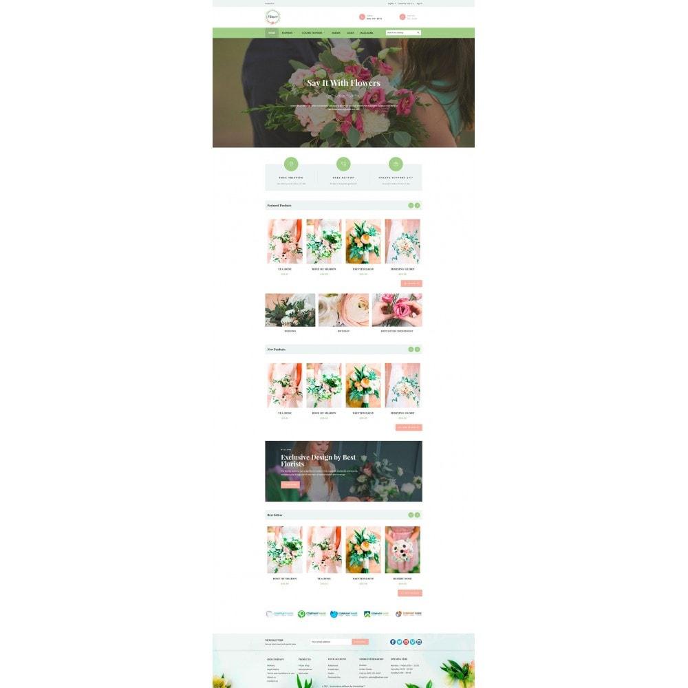 theme - Presentes, Flores & Comemorações - Flowers - 2