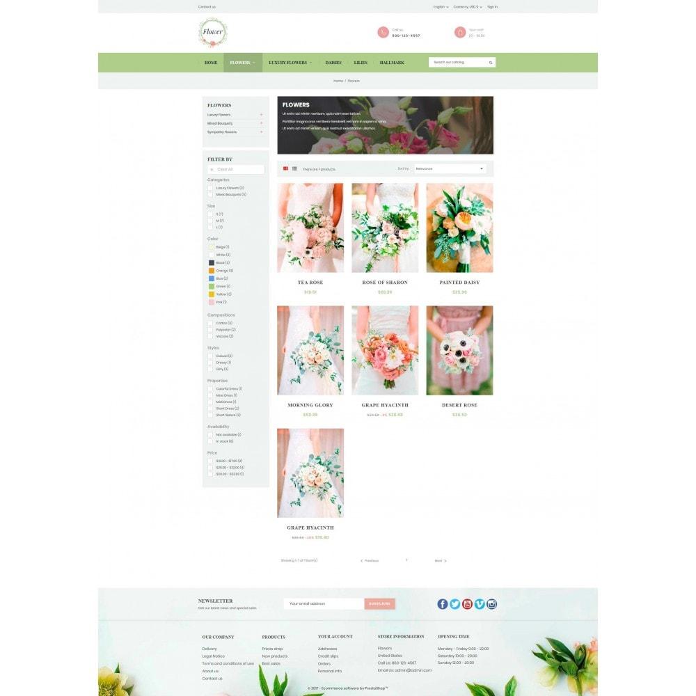 theme - Presentes, Flores & Comemorações - Flowers - 3