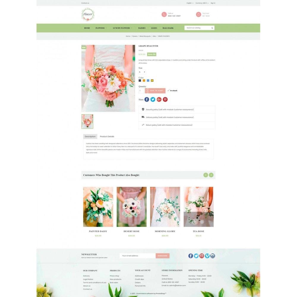 theme - Presentes, Flores & Comemorações - Flowers - 4
