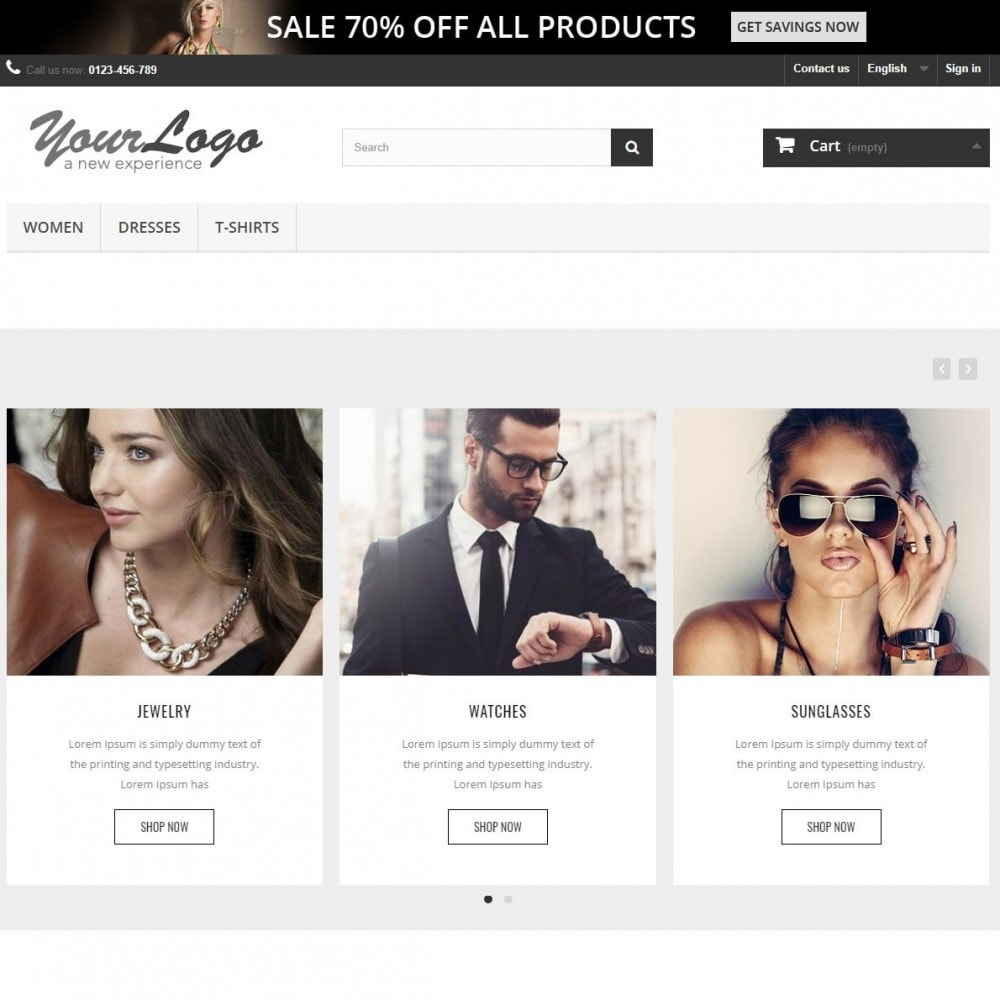 module - Bloques, Pestañas y Banners - Banner Manager HTML Content Blocks & Slider - 2