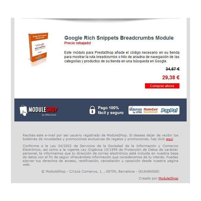 module - Newsletter & SMS - Newsletter Maker Pro - 5