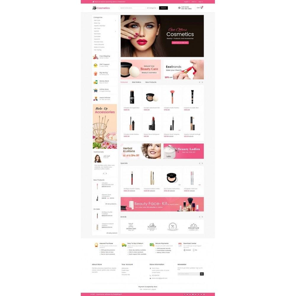 theme - Health & Beauty - Mega Cosmetics - 2