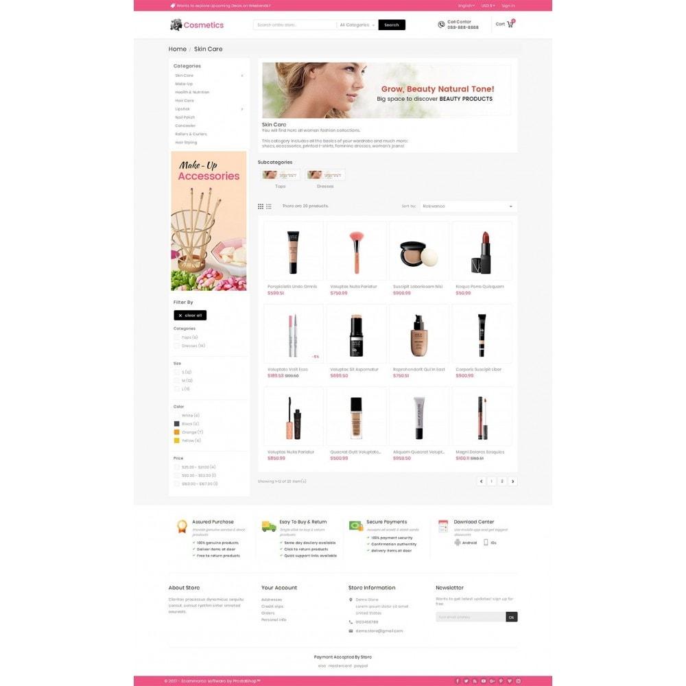 theme - Health & Beauty - Mega Cosmetics - 3