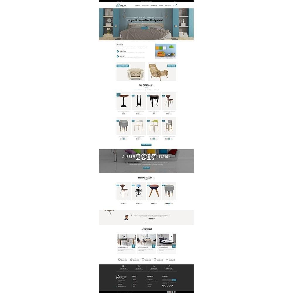 theme - Home & Garden - Furniture House Store - 2