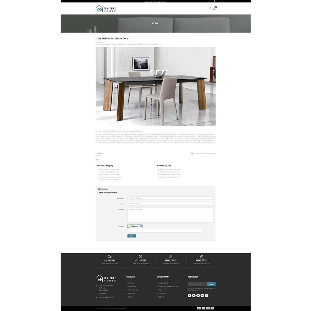 theme - Home & Garden - Furniture House Store - 8