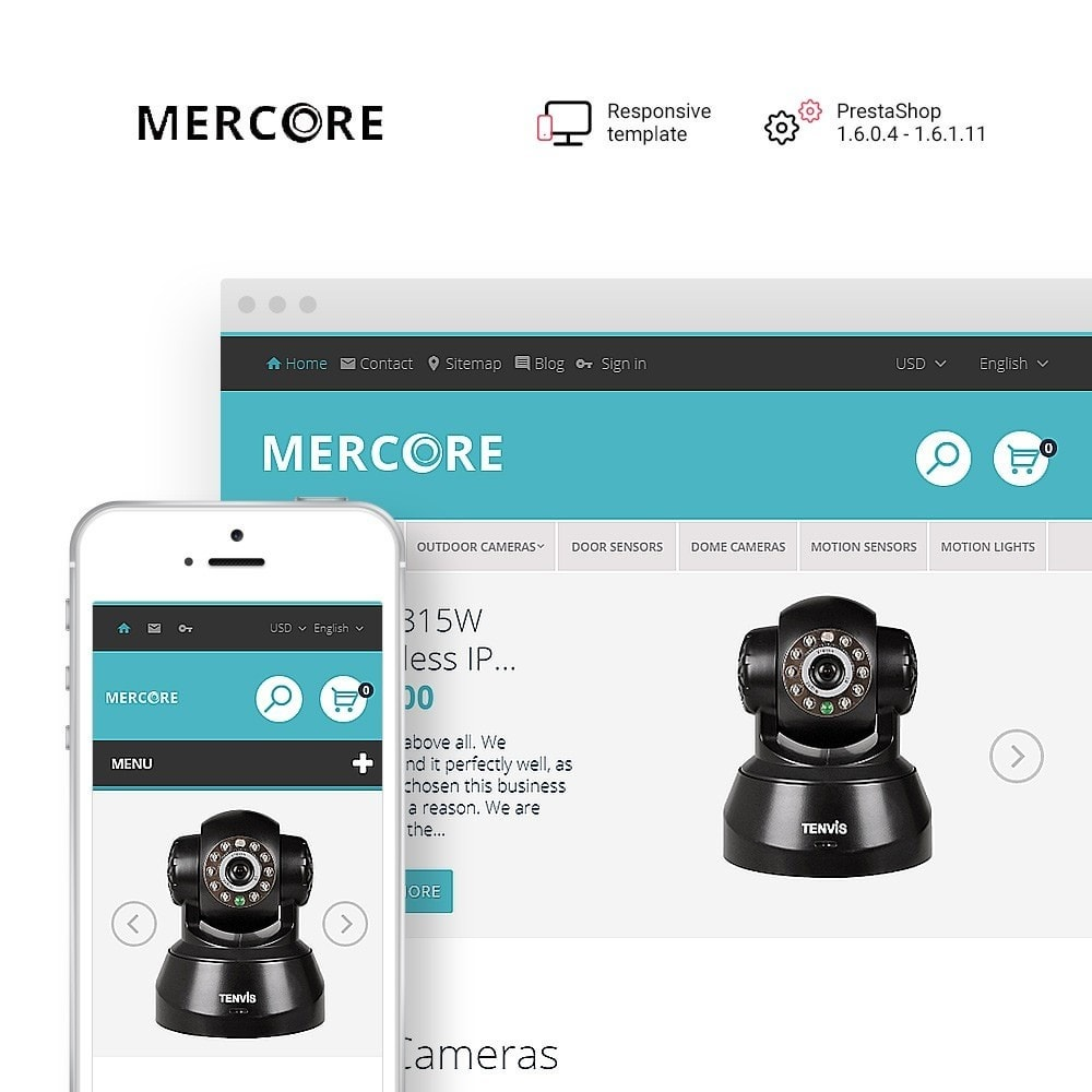 theme - Electronics & Computers - Mercore - Safety Equipment Store - 1