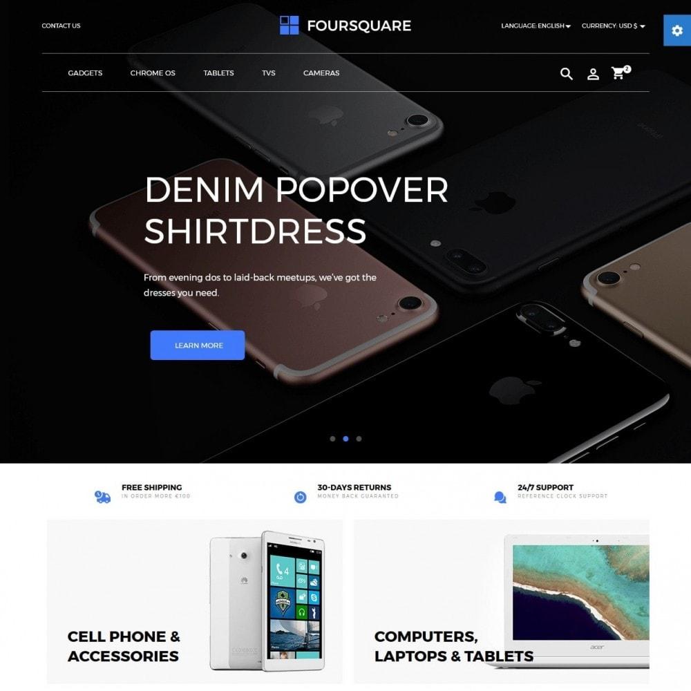 theme - Elektronica & High Tech - Foursquare - High-tech Shop - 2