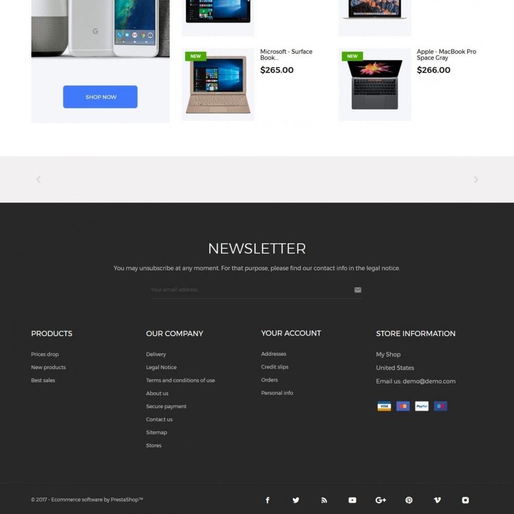 theme - Elektronica & High Tech - Foursquare - High-tech Shop - 4
